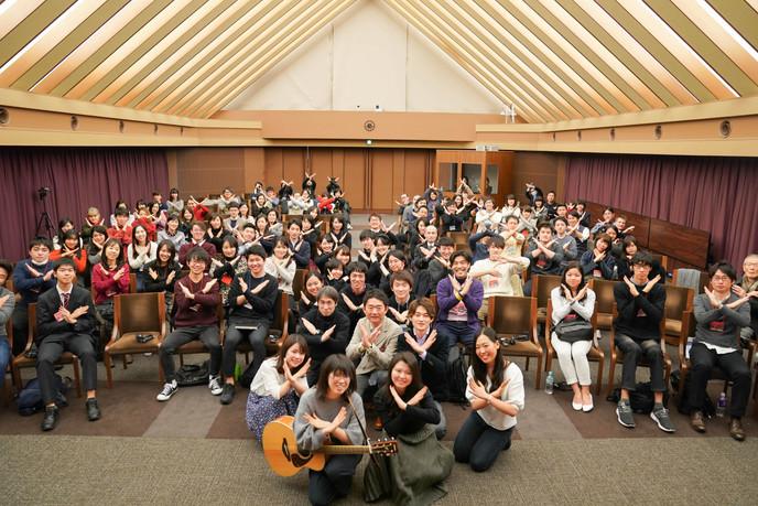 第一回TEDxRikkyoU開催!