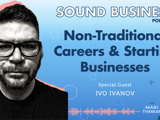 Creating Plug-ins, and Starting Businesses with Ivo Ivanov of Glitchmachines