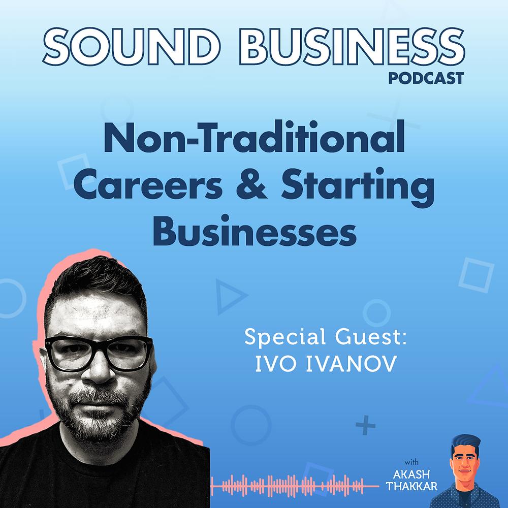 Sound Business Podcast - Ivo Ivanov