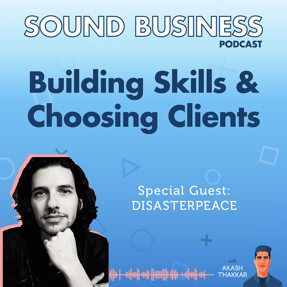 The Sound Business Podcast - Disasterpeace