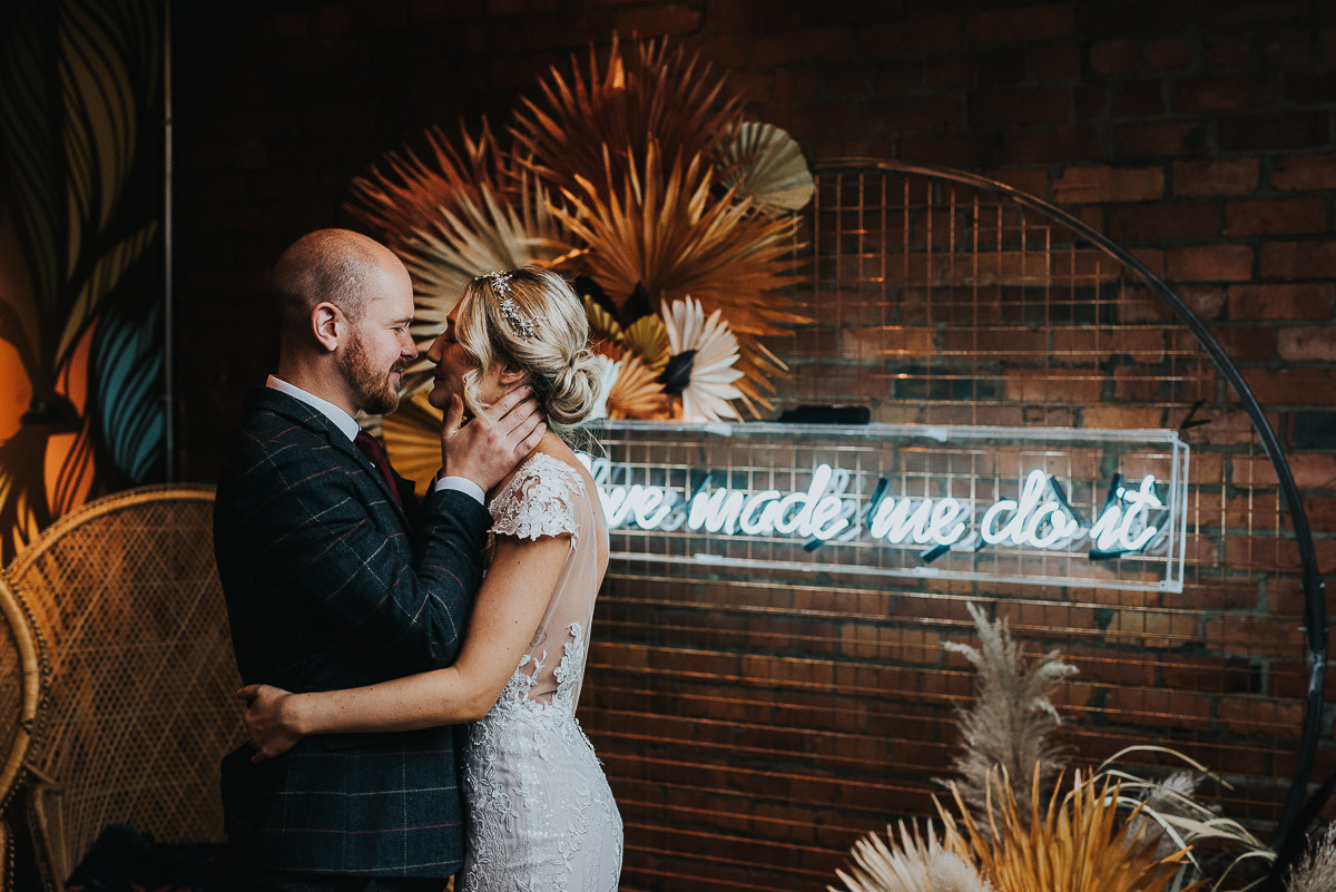 Horticulture Micro Wedding Shoot