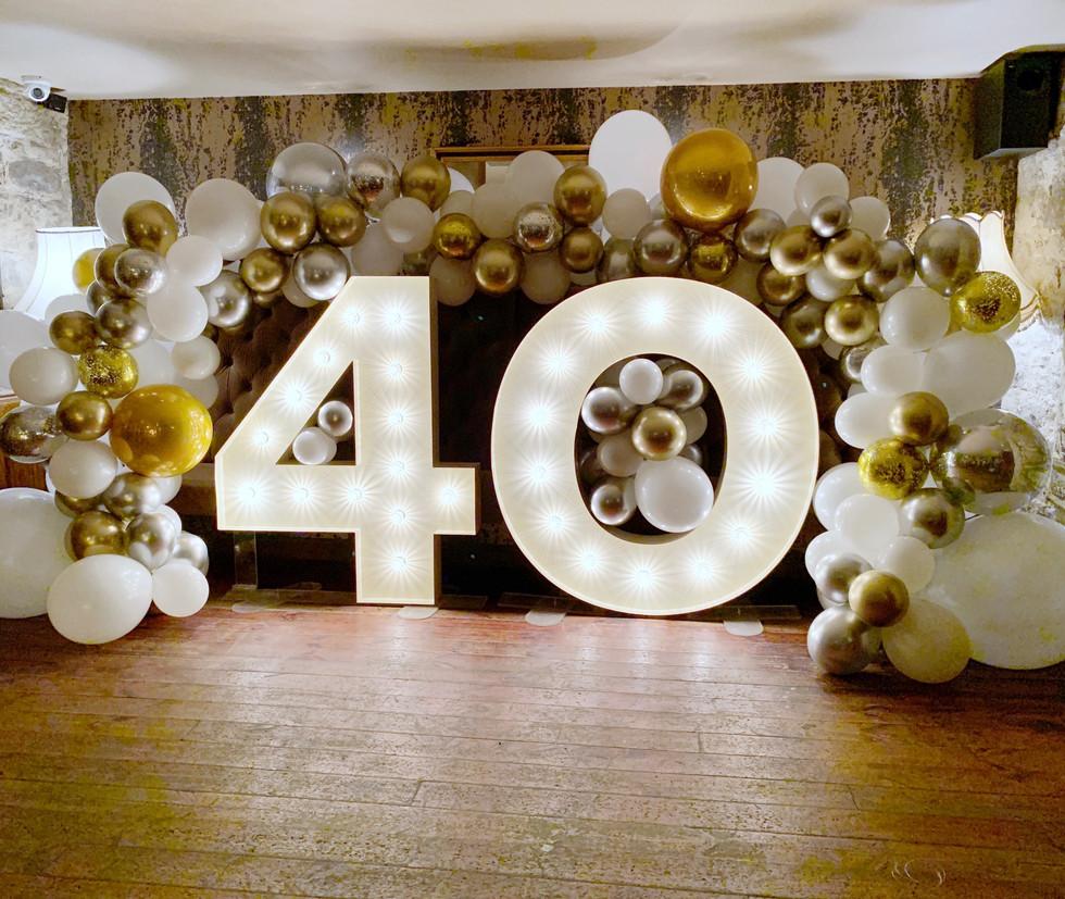 Light up 5ft 40