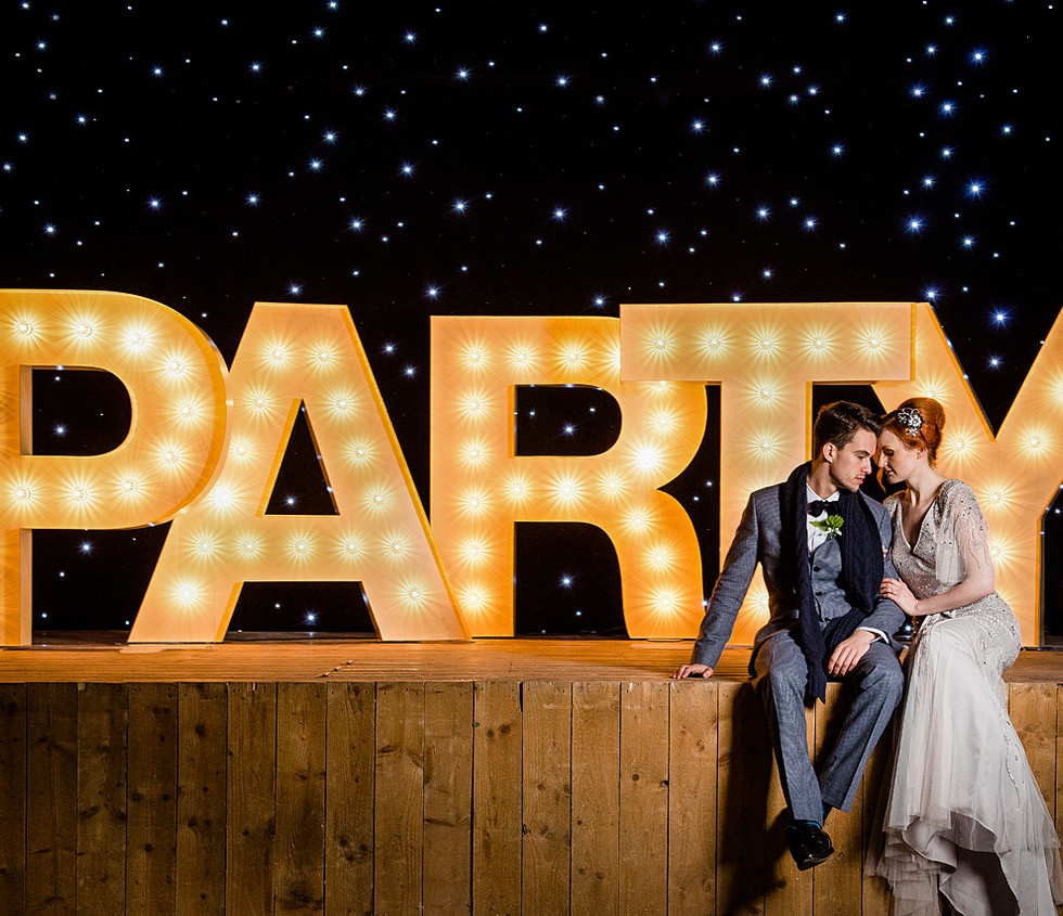York Maze Wedding Photoshoot