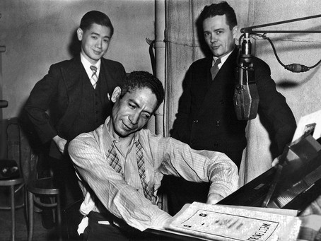 "Jelly Roll Morton: ""I created jazz in 1902"""