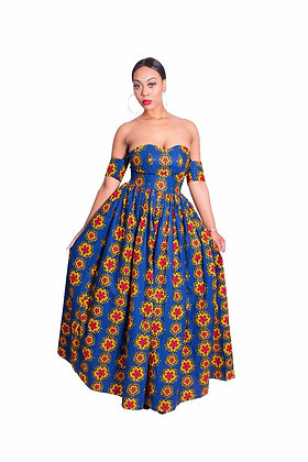 Aduke Maxi Dress
