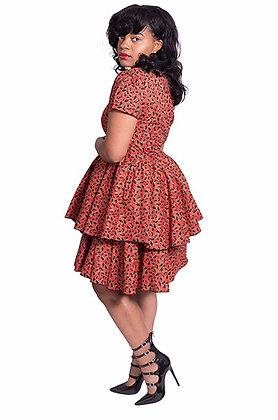 Lola two-step Holiday Dress