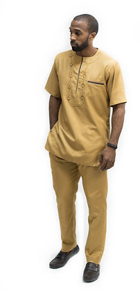 Tosin Modern-Traditional 2-piece set
