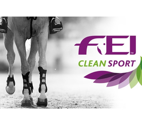 ERA of NA Urges all Equestrian Riders to Understand the FEI Anti-Doping Rules for Human Athletes