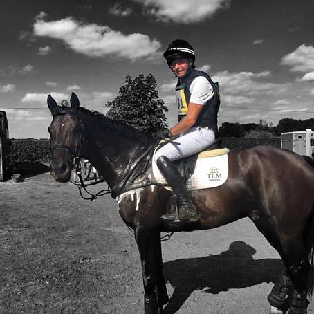 Dan Jocelyn, ERA of NA Honors Amateur Riders – #520 by Bit of Britain