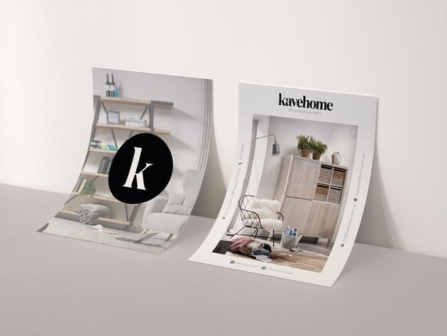 folleto kavehome
