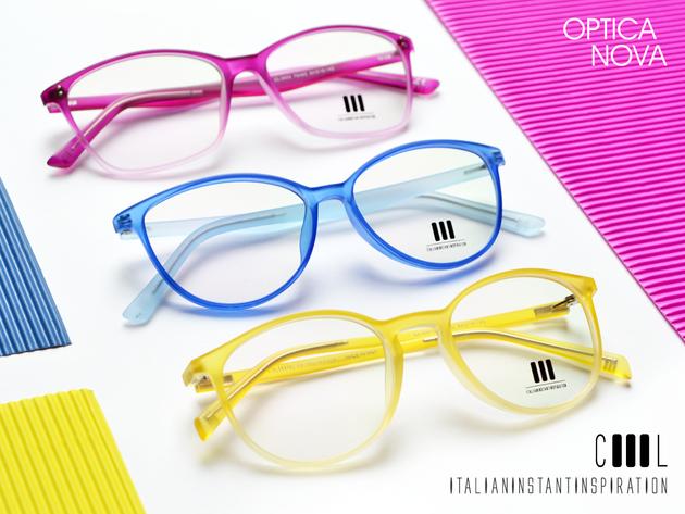 campaña italian instant inspiration / optica nova
