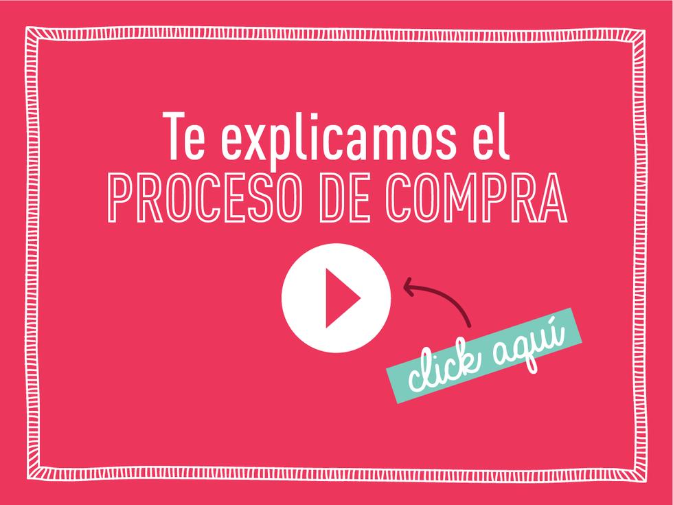 tutorial proceso de compra / mis petates