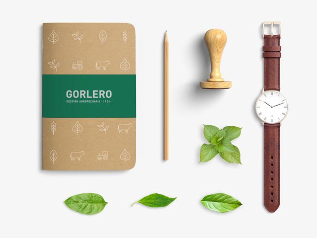 branding / gorlero