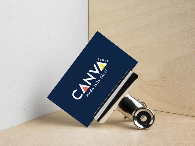branding / canva store