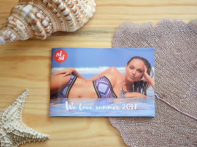catálogo verano 2017 / sisi