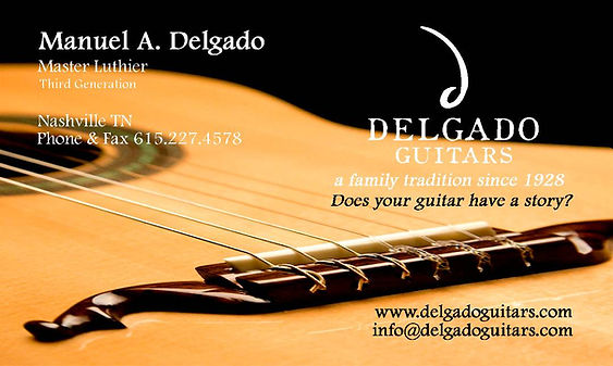 Delgado Guitars