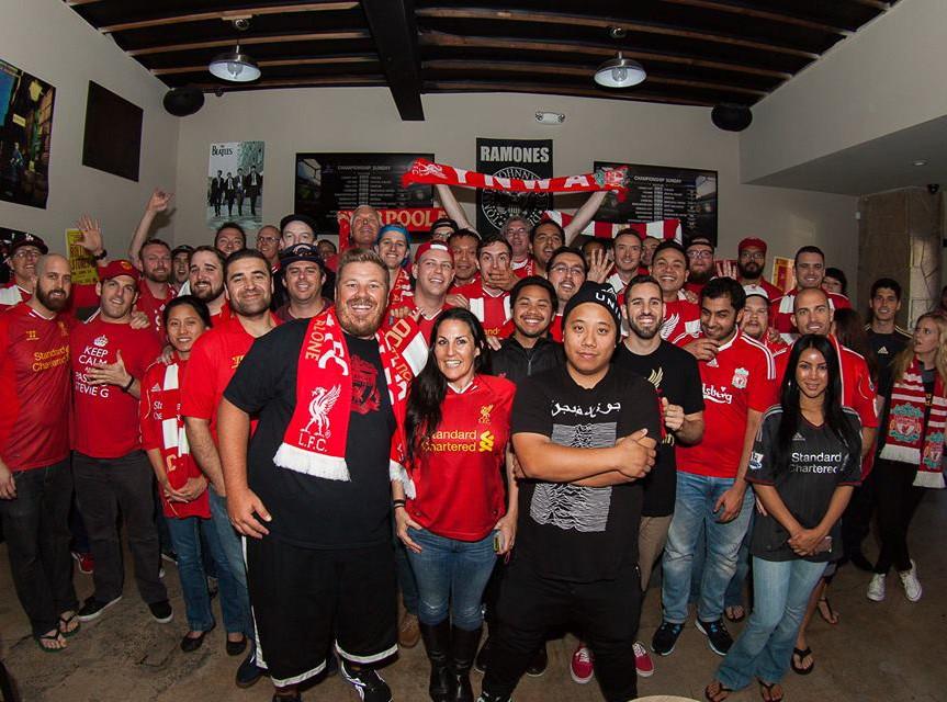 Group Pic-London Pub-05.12.2014