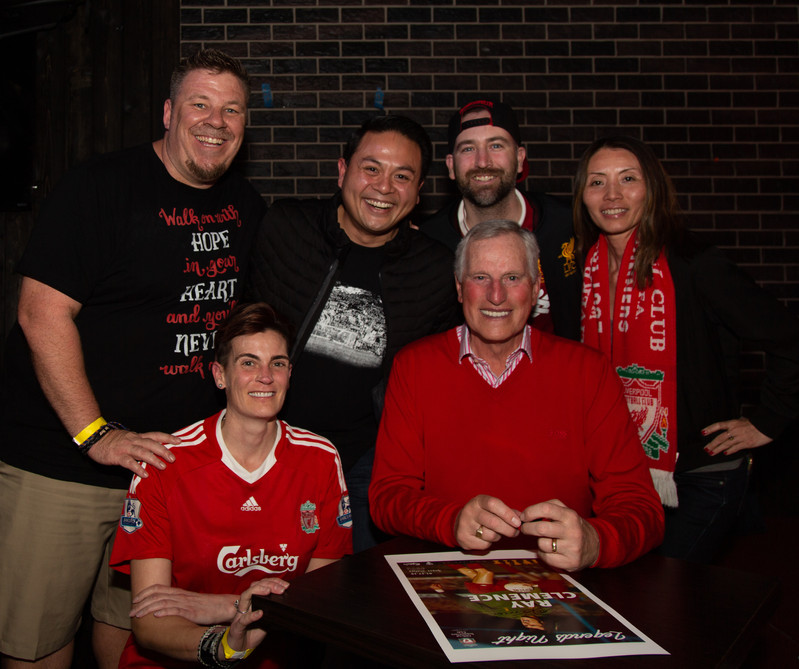 Ray Clemence Legends Night 2019