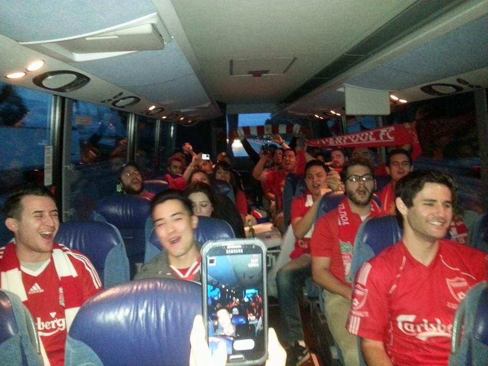 Bus trip-2014
