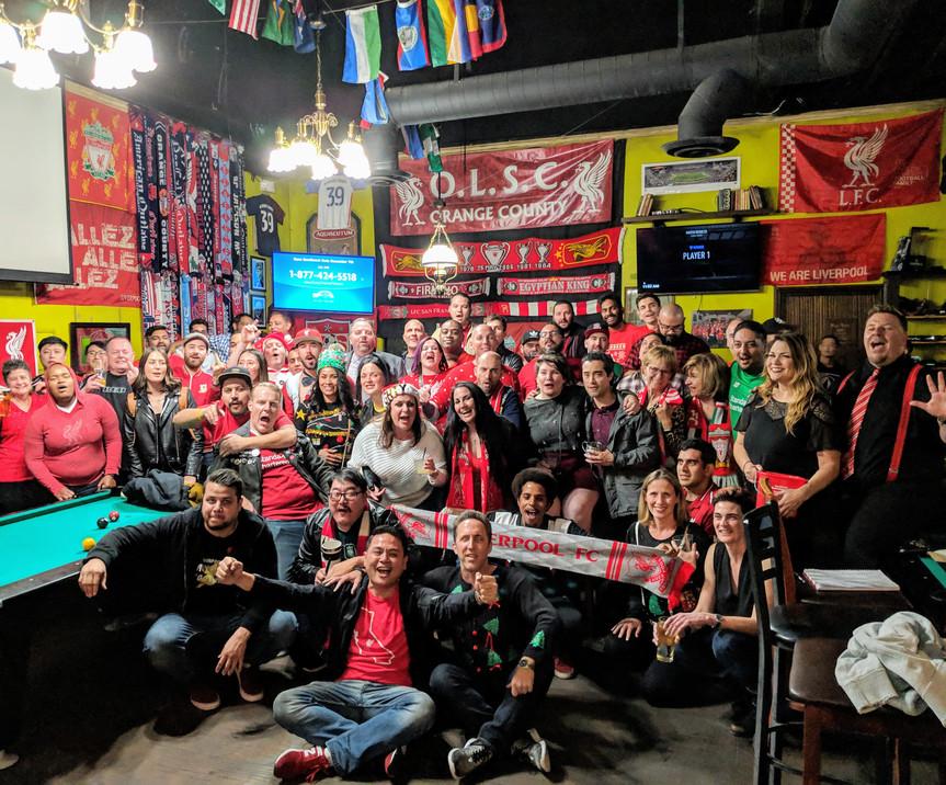 So Cal OLSC Holiday Party 2018
