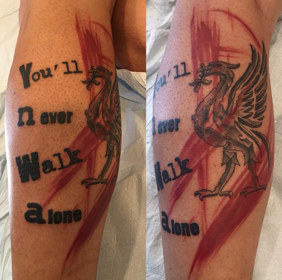 Earl's Tattoo