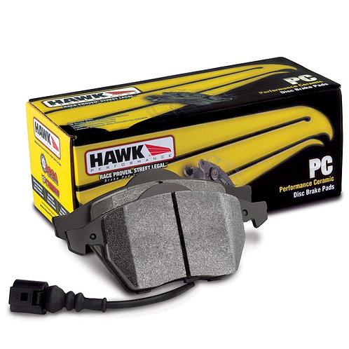 Hawk Nissan GT-R Performance Ceramic Street Rear Brake Pads