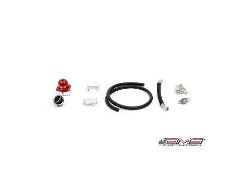 AMS Performance Evo 8/9 Adjustable Fuel Pressure Regulator Kit