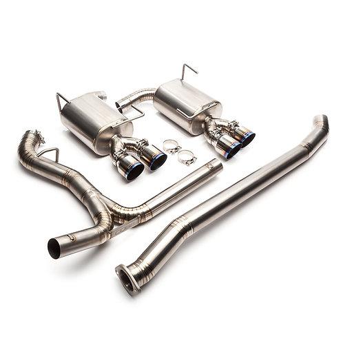 Cobb 15-19 Subaru WRX/STi Titanium 3in Catback Exhaust