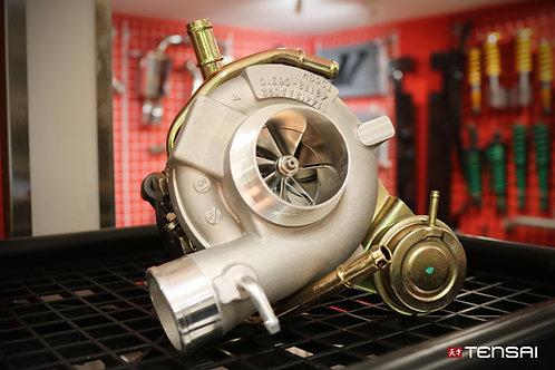 FP BLUETM Turbocharger for Subaru STI/WRX - 58MM CH - Internal Wastegate