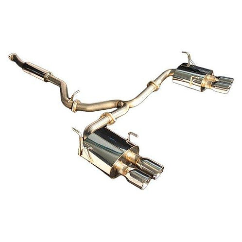 GReddy 2015 Subaru STI/WRX Sedan Supreme SP Exhaust