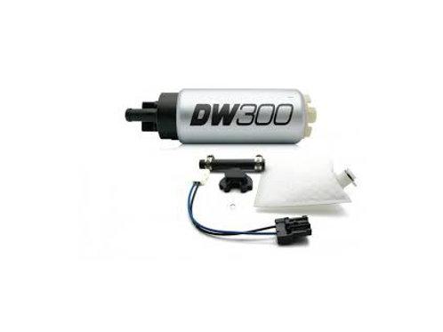 DeatschWerks 320 LPH In-Tank Fuel Pump w/ 03-06 Evo 8/9 AWD Set up Kit