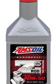 AMSOIL Z-ROD¬ 20W-50 Synthetic Motor Oil