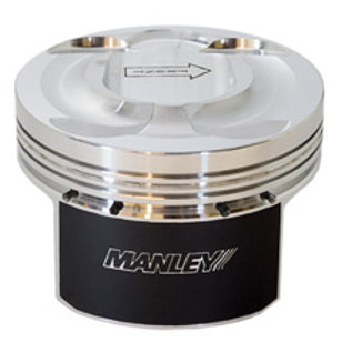 Manley Ford 2.0LEcoBoost 87.5mm STD Size Bore 9.3:1 Dish Extreme Duty Piston Set