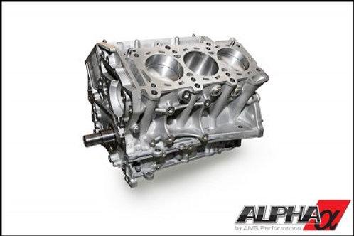 Alpha Performance R35 GT-R CNC Billet VR38 Engine Block