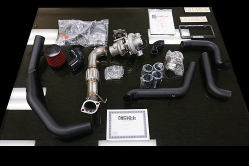 Ford Focus ST   FreakOBoost EFR 7163 Turbo Kit