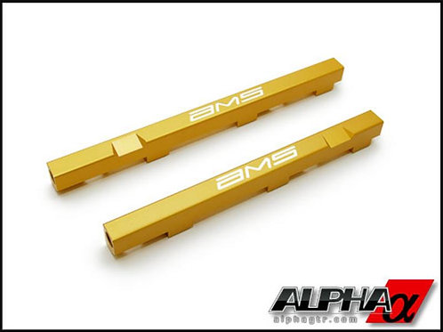 ALPHA Nissan GT-R Fuel rail kit with regulator