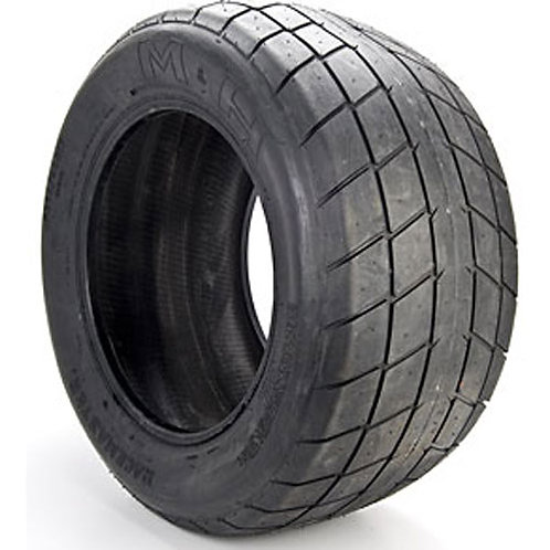 M & H Racemaster GTR 275/45R18 +345/35R18  RADIAL DRAG  Set of 4