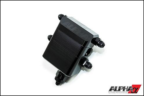 Alpha Performance R35 GT-R (AOS) Air Oil Separator Kit