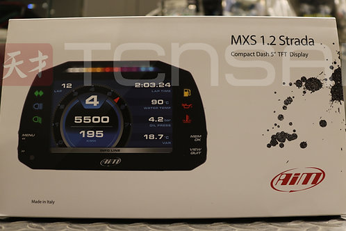 AIM MXS 1.2 STRADA Dash Display