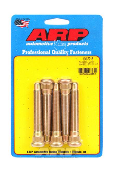 ARP Subaru WRX / STI Extended Wheel Studs 5 Pack