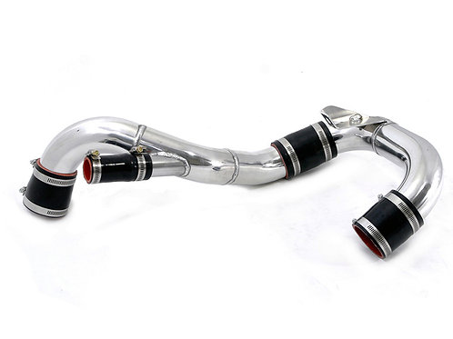 AMS EVO X Lower IC Pipe kit *Polished*