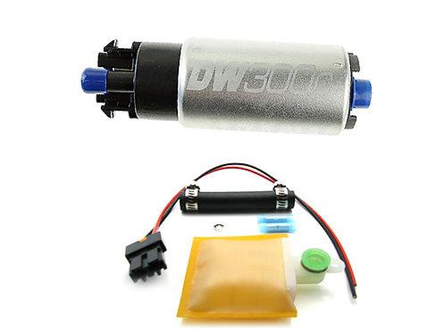 DeatschWerks 340lph DW300C Compact Fuel Pump w/ 08-18 GTR Set Up Kit