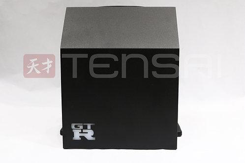 Tensai Tuning Water Methanol Aluminum Tank with LED Light (GTR Logo)