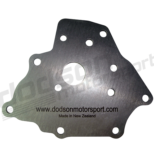 DODSON Refinement of the oil pump # 2 (OIL PUMP UPGRADE PLATE AND GASKET