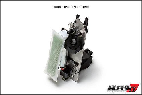 ALPHA Nissan GT-R Omega Fuel System - Single pump