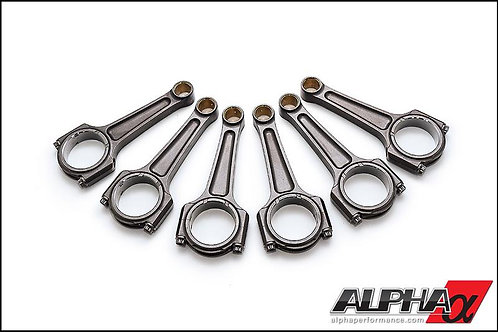 ALPHA Spec GT-R VR38 Extreme Duty I beam connecting Rods