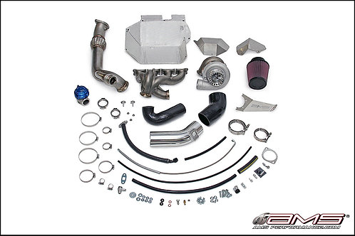 AMS Mitsubishi Lancer Evolution X 900XP Billet V-Band Turbo Kit