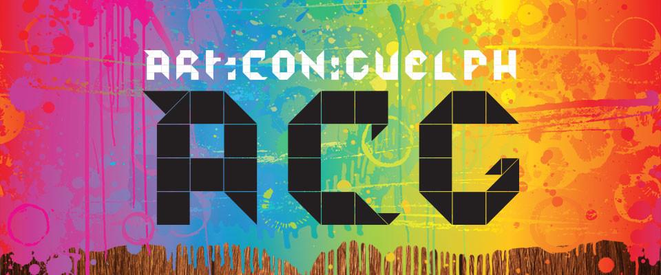 ART:CON:GUELPH Branding