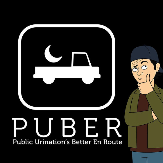 "Corner Gas Animated - ""PUBER"" Parody Brand"