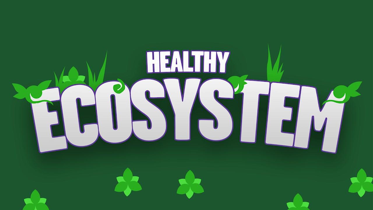 Scientists in Schools Ecosystem Animation